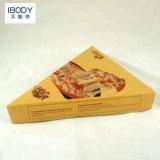 Wholesale Price Custom Printed Corrugated Pizza Slice Packing Box