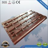 Hot Sale Crusher Parts High Manganese Steel Stone Crusher Jaw Plates
