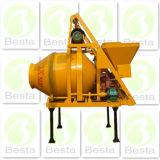 500L Electric Concrete Mixer