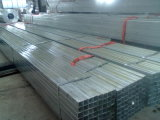 Trade Assurance ERW Rectangular Galvanized Square Steel Pipe for Construction