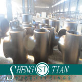 ASTM A234 Stainless Pipe Tee