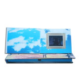 "Chinese Supplier 2.4′′4.3′′5′′7′′9′′10.1"" LCD Screen Invitation Promotional Video Card Handouts Video Ecards for Education"