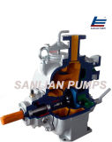 T Self-Priming Clean Water/Trash/Sewage Pump