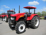Tractors 85HP4wd Tractor with Farm Implement