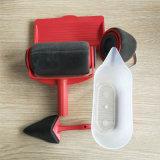 Multifunction Paint Kits Roller Brush Handle Tool Flocked Edger Roller Paint Brush Set for Home