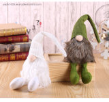 Custom Wholesale Plush Christmas Decoration Gift Long Leg Elf