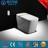 Wc Bathroom Intelligent Toilet with Bidet Flushing