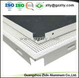 600*600 Suspended Clip-in Perforated Metal Ceiling for Office Decoration