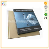 Professional High Quality Book Printing in Hardcover with Box Case