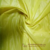 Waterproof Nylon Taffeta Fabric for Garment Lining, Suit, Down Jacket and Proof Coat