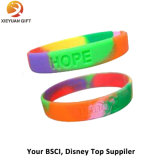 Bottom Price Thick Silicone Bracelet for Summer Camp