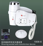 Wall Mounted Hair Dryer, Professional Beauty Hotel Appliance
