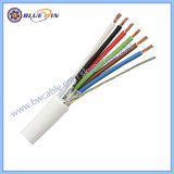 Security Fire Alarm Cable Specification 0.12sqmm~6 Sqmm Bunker Hill Security Camera Extension Cable Multicore Control Cable Shielded Burglar Alarm Cable