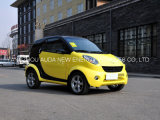 Smart Car Electric Car with 2 Seats 4 Wheels