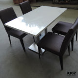 Restaurant Furniture Stone Clear Acrylic Table and Chairs