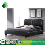 Customization Trendy / Stylish Urban Bedroom Furniture Sets in Black with Modern Design