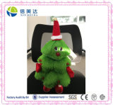 Music Dancing Christmas Plush LED Tree