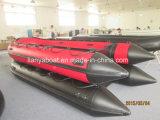 Liya 2.0-6.5m Foldable Inflatable Hypalon Sport Type Inflatable Boat (UB200-UB650)
