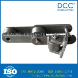 Chrome Plated Carrier Conveyor Chain for Sugar Industry
