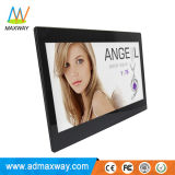 13.3-Inch Decorative Digital Photo Picture Frame with LCD Clock (MW-1332DPF)