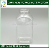 Good Quality 300ml Rectangular Pet Plastic Medicine Bottle