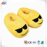 Emoji Cartoon Slippers Expressionsoft Plush Cute Slippers Indoor Home Unisex Teens Adult House Shoes