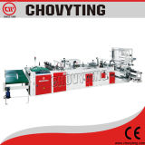 D-Cut Die Cut Handle Bag Making Machine