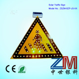 Aluminum Alloy Solar Road Warning Sign