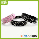 Rivet PU Collar and Leash