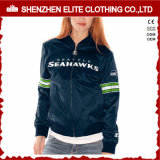 OEM Service Cheap Ladies Bomber Jacket Womens
