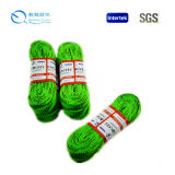 PRO-Grade Waxed Green Custom Shoelace