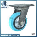 Heavy Duty Iron Core Nylon Swivel Industrial Caster Wheel