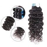 Malaysian Curly Virgin Human Hair Natural Color Lace Front Wigs