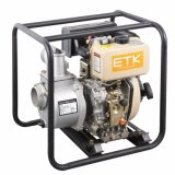 Agricultural Irrigation Diesel Self-Priming Water Pump