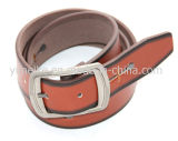 Most Fashion Man Leather Belt Alloy Pin Buckle Casual Belt