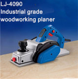 600W Hot Sale 90mm Woodworking Electric Planer Portable Wood Planer