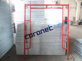 Building Material Construction Formwork High Quality Powder Coated Canadian Lock Walk Thru Frame System Scaffold (CSWTCL)