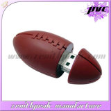 Business Gift USB Flash Drive Custom Shape 3D PVC USB