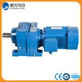 Three Stage Helical Gearbox with Foot Mounted