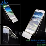 Desktop Acrylic Mobile Phone Display Stand Holder