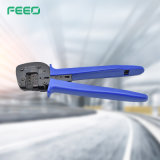 Solar PV Connector Termianl Crimping Plier for Patch Cable