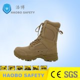 Factory Price Genuine Leather Military Safety Jungle Boots, Desert Boots