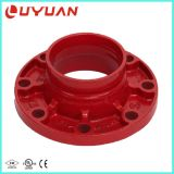 1.6MPa Grooved Flange Adapter with EPDM Gasket