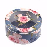 Wedding Tin Box Chocolate Candy Tins with Window