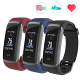 Blood Pressure Motion Data Tracking Fitness Tracker Gt101 Smart Bracelet Wristband