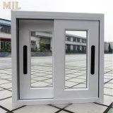 Good Price Aluminum Exterior Door 2 Panel Double Glass Sliding Window