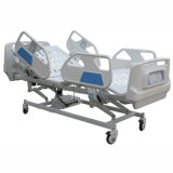Wholesale Metal Cheap Hospital Bed for Patients with Dining Table