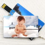 Real Capactiy Cheap Bulk Business Card USB Flash Drive/USB Plastic Cards Load with Data for Free