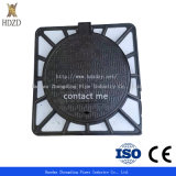 High Quality SMC Cast Iron Ductile Iron Manhole Cover and Frame with 120 Degree for Ship