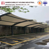 Automated Mechanical Metal Prefab Car Parking Garage Equipment